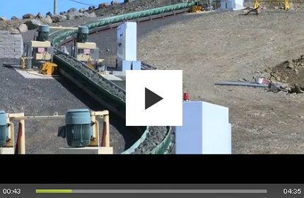 Rail-Veyor system