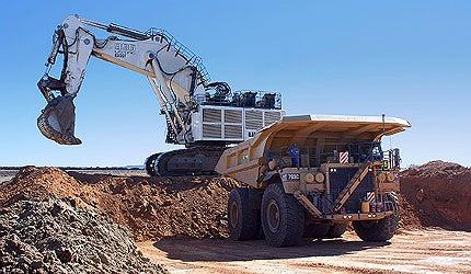 Mount Margaret Mining Project, Queensland
