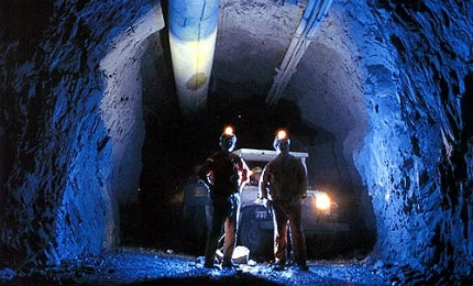 Copper operations include two underground mines - Enterprise and X41