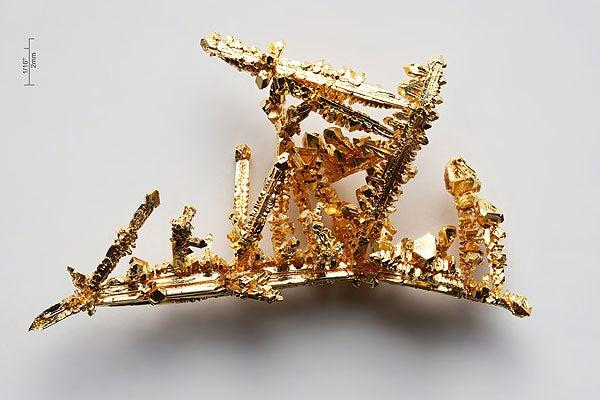 Olimpiada Gold Mine