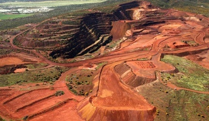 Koolanooka Iron Ore Mine, Morawa