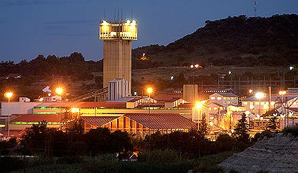 Savuka is part of AngloGold's West Wits operations in the Gauteng region