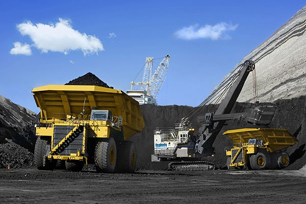 The world's biggest coal reserves by country