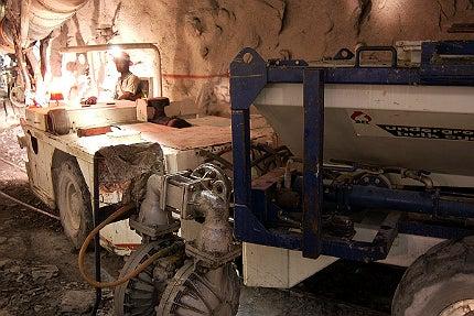 Mponeng gold mine