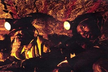 Driefontein mine