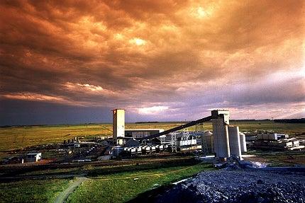 Moab Khotsong Gold Mine