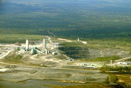 Kidd Creek Copper and Zinc Mine