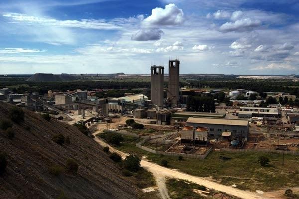 Great Noligwa Gold Mine