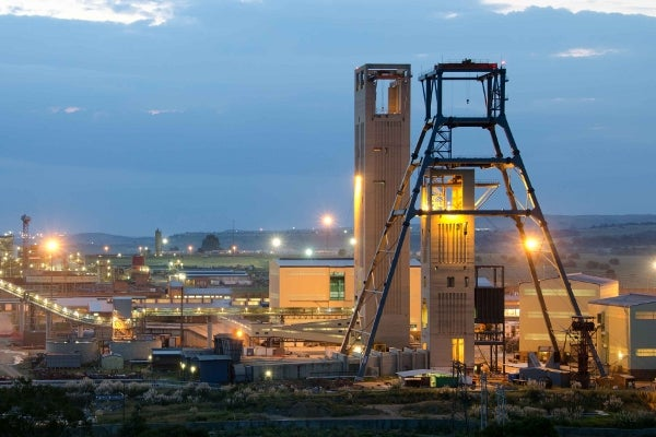 South Deep Gold Mine