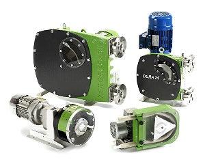 Verderflex pump equipment