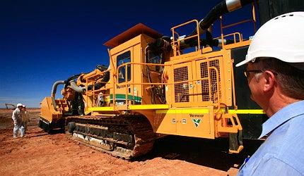 Toro Energy's mine