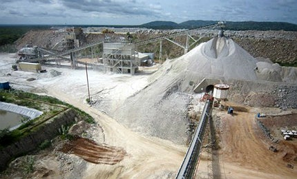 Youga_gold_mine_project