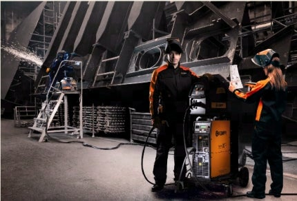 Mining Industry Welding Solutions