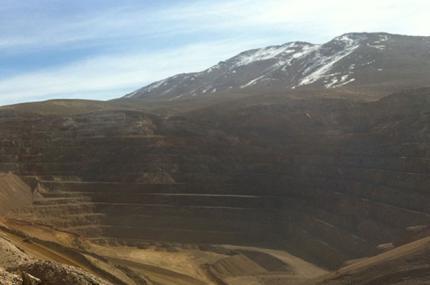 Marigold Gold Mine