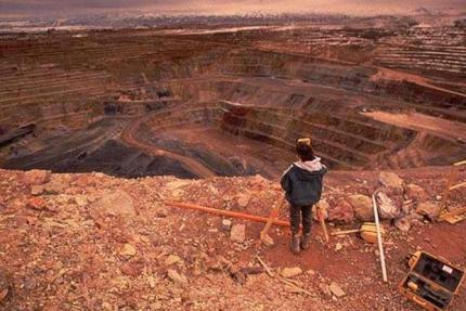 Long Canyon Gold Mine Nevada