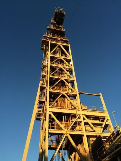 CASAR Northparkes mine