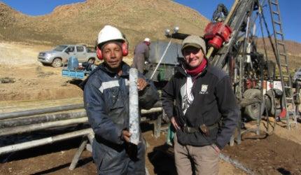 The Chinchillas silver-lead-zinc project