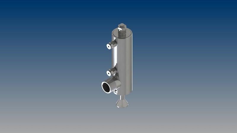 R1C power nozzle