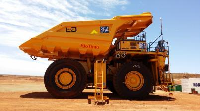 Austin Engineering JEC LD Truck
