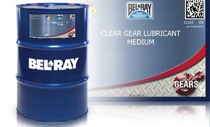 Clear Gear Lubricant
