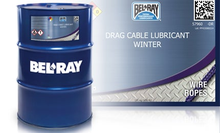 Drag Cable Lubricant