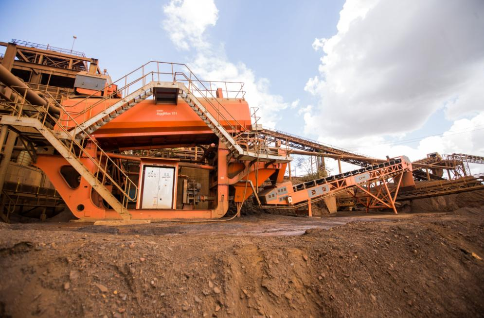 Arrium mining CDE