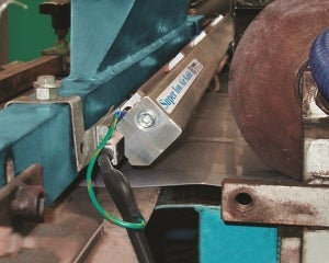 Super Ion Air Knife