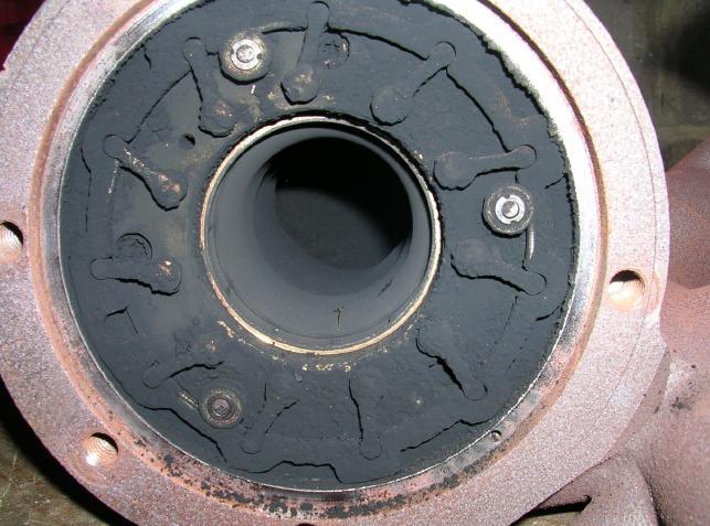 turbocharger carbon