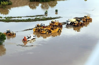 How To Fix Flooded Vehicles and Machinery: Save Engines