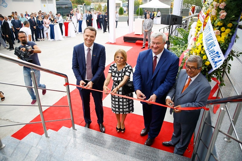 DEZEGA Opens a High-Tech Production Facility in Turkey
