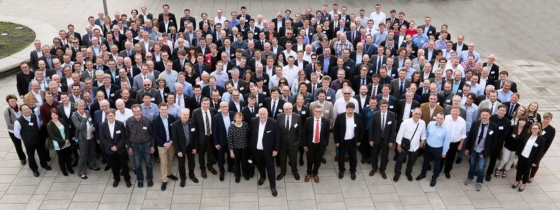 Endress+Hauser honored the company's inventors at the annual Innovators' Meeting in Merzhausen, Germany. More than 300 employees involved in patent applications over the last year attended the event.