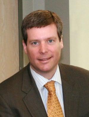 Peter Flanagan, new executive vice president