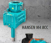 The M4 Acc Air Cooled Condenser Drive