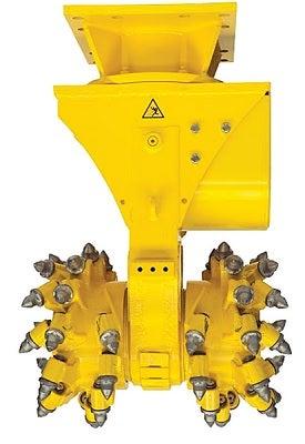 DC200 drum cutter
