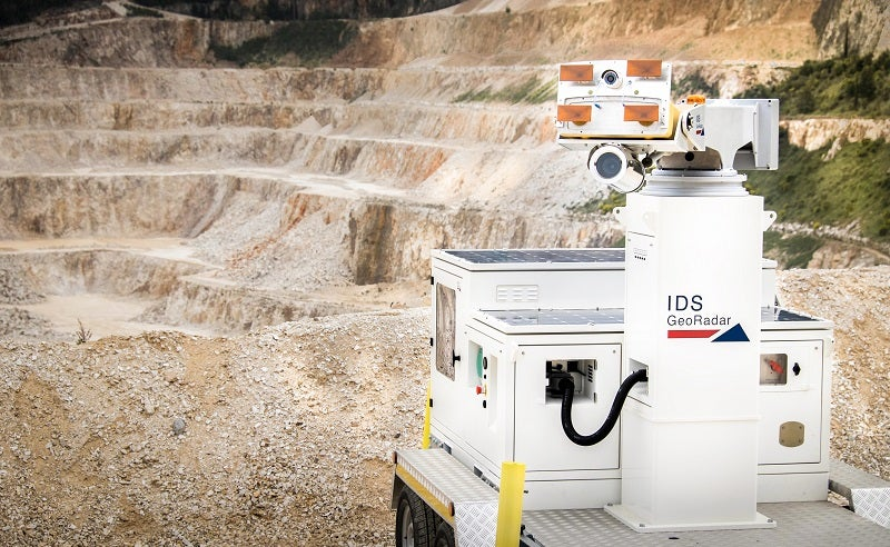IBIS-ArcSAR revolutionises safety in slope monitoring.