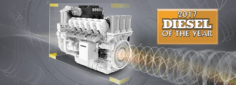 Liebherr diesel engine