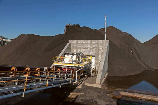 Crushing and conveying equipment