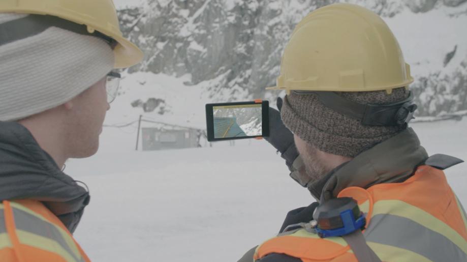 Aranz Geo Leapfrog Augmented Reality