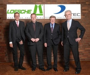 Loesche and A TEC have entered in to a close cooperation agreement.