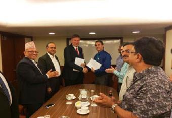 Loesche india meeting
