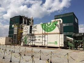 New Steel Plant