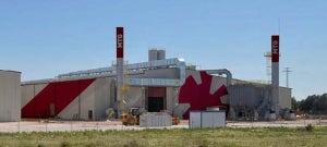 MTG Plant, Monzon, Spain
