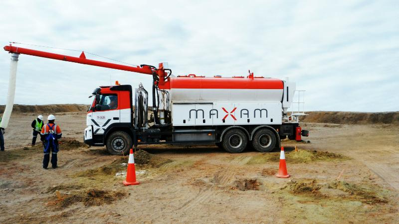 MAXAM - Mining Technology | Mining News and Views Updated Daily