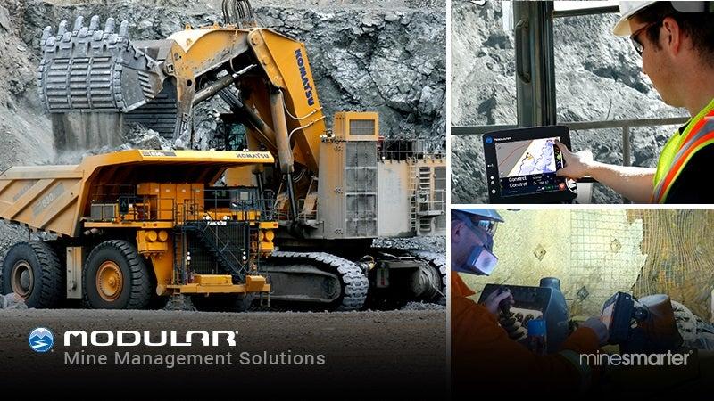 Modular Mining Systems