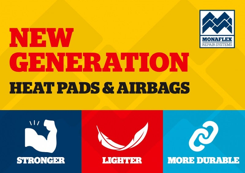 Lighter, Stronger New Generation Airbags and Heat Pads