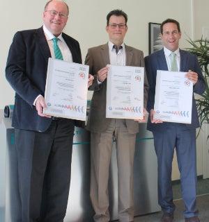 The NETZSCH Pumps & Systems GmbH in Waldkraiburg