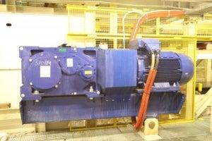 SK 12407 industrial geared motor