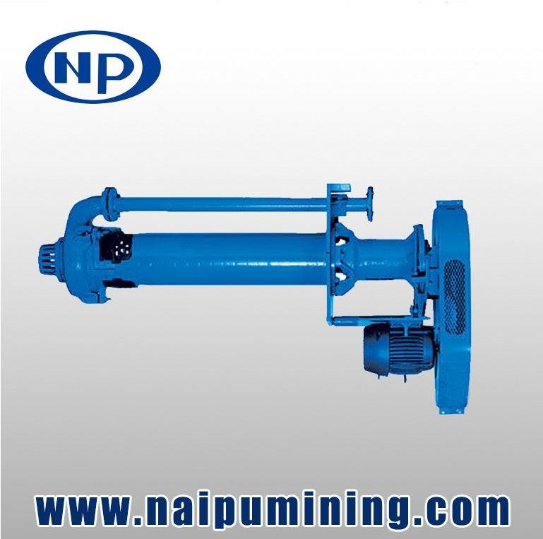 Vertical double-suction slurry pump