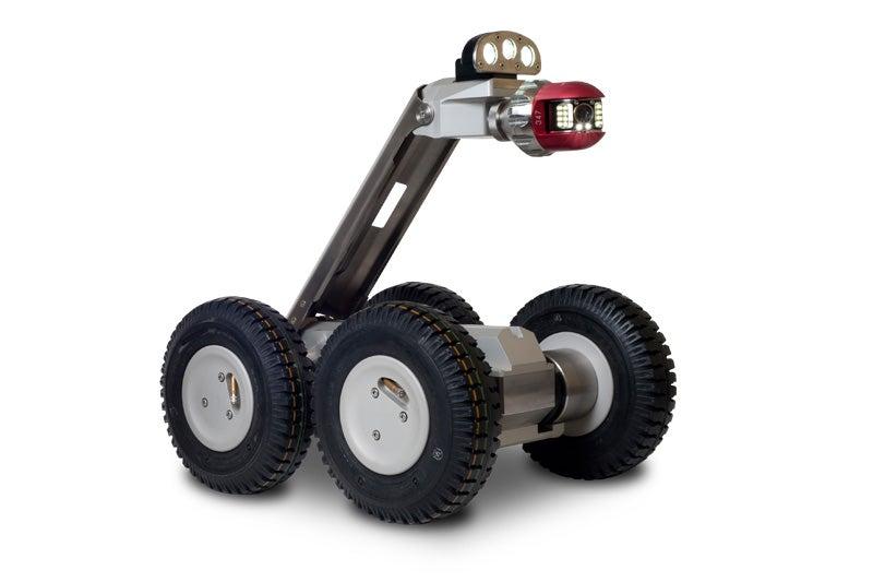 Robotic crawlers