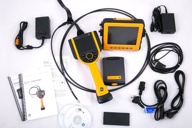 A rugged borescope for Tough Environments - Benefits of the XL Go+ VideoProbe